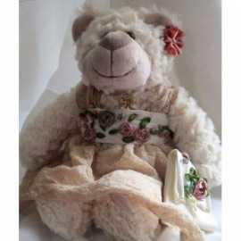 Ursuletul cu rochita vintage