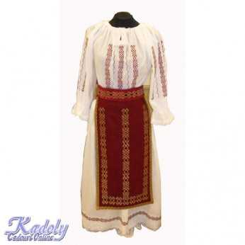 Costum popular dama