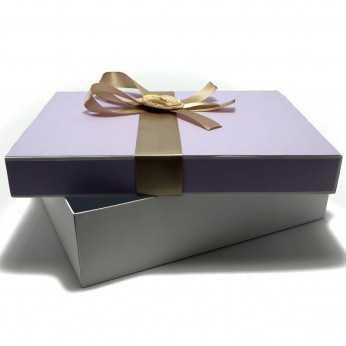 Cutie de cadou lila