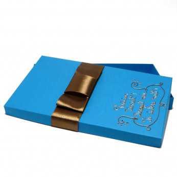 Cutie personalizata pentru manusi