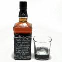 Jack Daniel's personalizat  in cutie de cadou