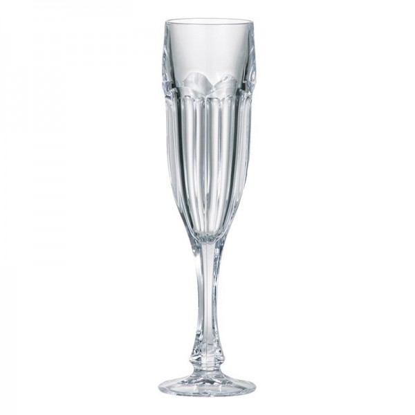Gastro 220 ml Set 6 pahare cristal sampanie