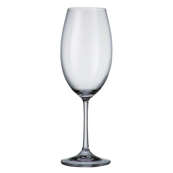 Barbara 510 ml Set 6 pahare cristal vin rosu