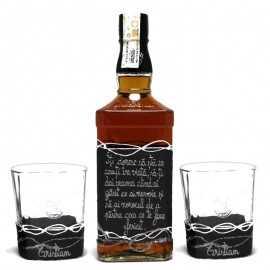 Cadou Jack Daniels personalizat