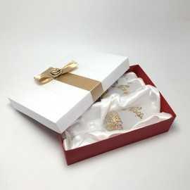 Cadou pentru nasi pahare aur