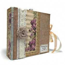 Album handmade Lily Flowers