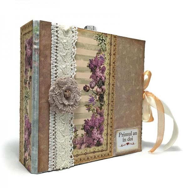 Album handmade Flowers in Bloom
