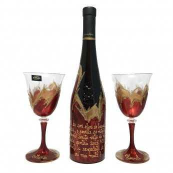 Set vin nobil Aniversare 40 de ani