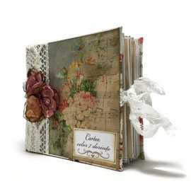 Album handmade pentru 7 dorinte