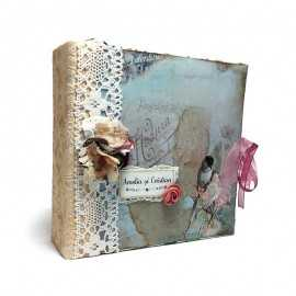 Album handmade Cadou de Craciun