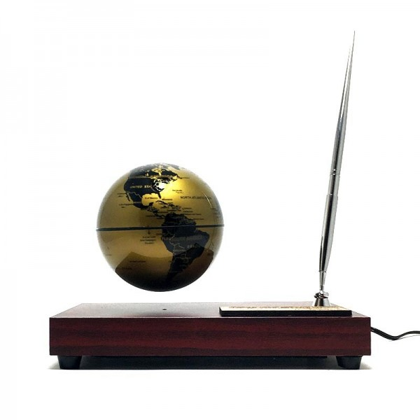 Glob pamantesc levitatie