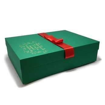 Cutia de cadou verde