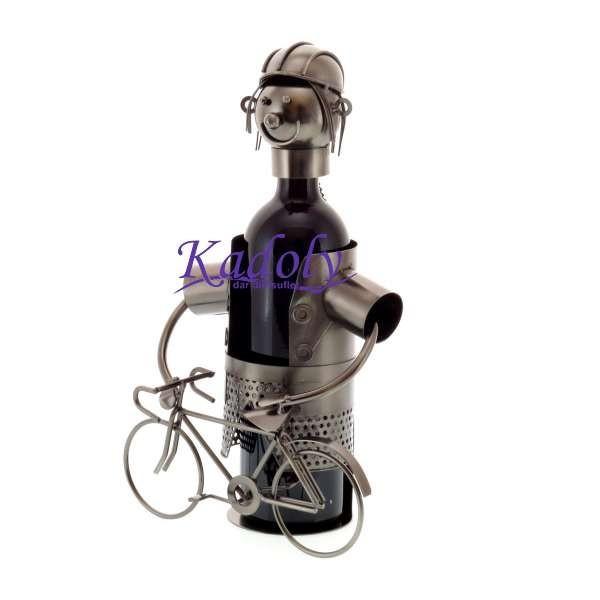 Suport de sticla Biciclist