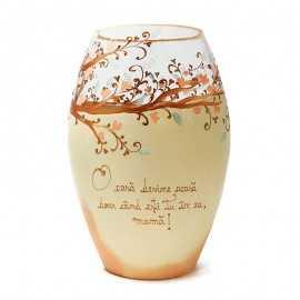 Vaza personalizata Mama si puii ei
