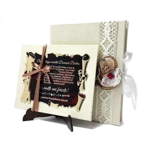 Cadou handmade pentru Doamna Doctor
