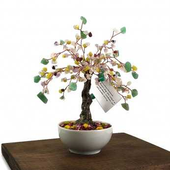 Bonsai handmade colourful bliss