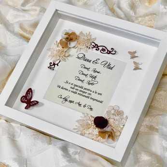 Rama handmade cadou de casatorie