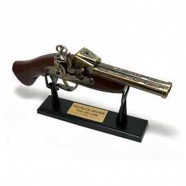Cadou politist Replica pistol epoca personalizat