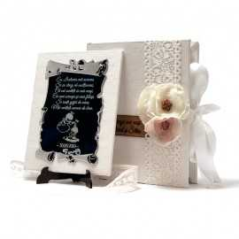 Cadou personalizat pentru moasa botez