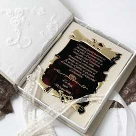 Cadou de nunta din partea nasilor