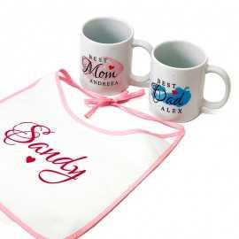 Set cadou pentru parinti si bebelus